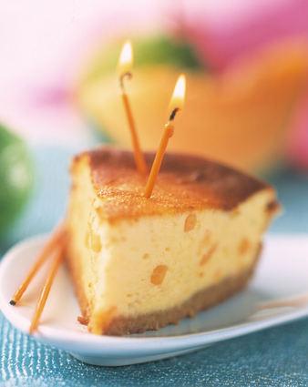 Recette de cheesecake au melon philibon  gâteau d'anniversaire ...