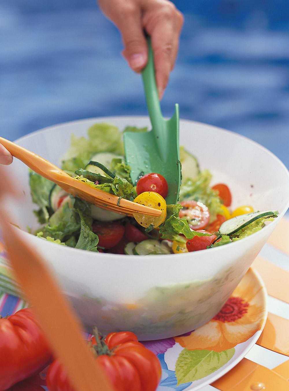Salade verte d'été | ricardo
