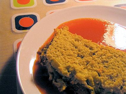 Recette pain aux courgettes (cake salé)