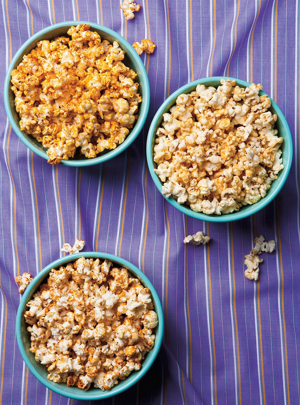 Popcorn bbq | ricardo
