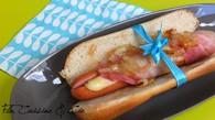 Recette de hot dog alsacien