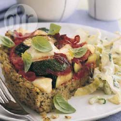 Recette tarte italienne de riz au pesto – toutes les recettes allrecipes