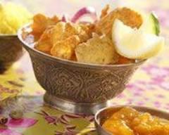 Recette poulet tandoori et riz aux épices