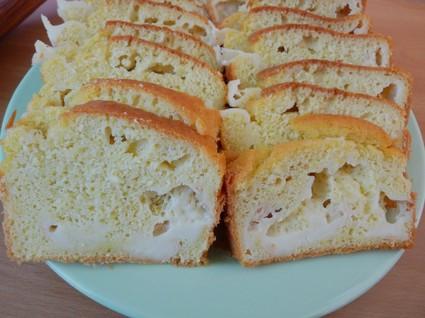 Recette de cake au maroilles
