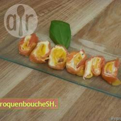 Recette roulades de saumon à la mangue de sansan – toutes les ...