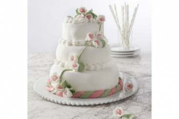 Recette de gâteau d'anniversaire à étages