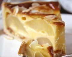 Recette tarte aux poires williams