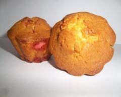 Recette muffins aux pralines