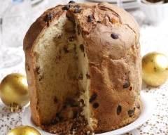 Recette panetton ou pan dulce