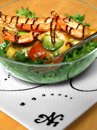 Recette de salade exotique aux fruits