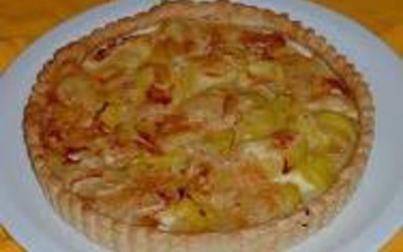 Feuillet au camembert lardons et pommes de terre recette - Tartiflette cuisine az ...