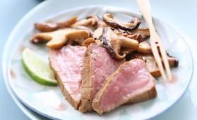 Tataki de veau pour 4 personnes