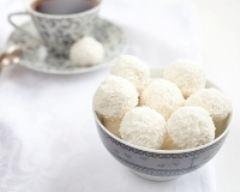 Recette boules de coco chinoises