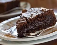 Recette gâteau au chocolat et mascarpone