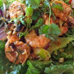 Recette salade de crevettes à la thaïe – toutes les recettes allrecipes
