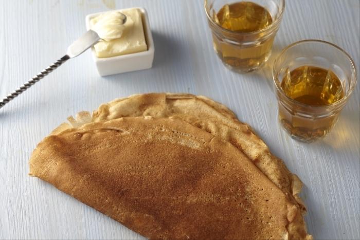 Recette de pâte à crêpes sarrasin facile et rapide