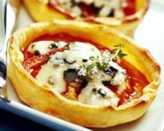 Recette mini-quiches ou mini-pizzas