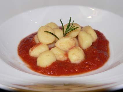 Recette de gnocchis à l'italienne