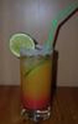 Recette de punch planteur aux jus de goyave, d'orange et d'ananas ...