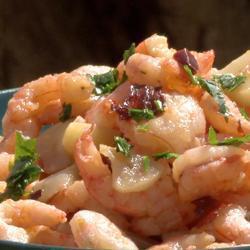 Recette crevettes à l'ail à l'espagnole – toutes les recettes allrecipes