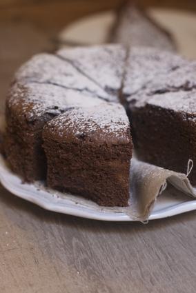 Recette de gâteau au chocolat de ma grand-mère