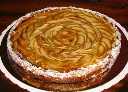 Recette de tarte aux pommes, poires et coings