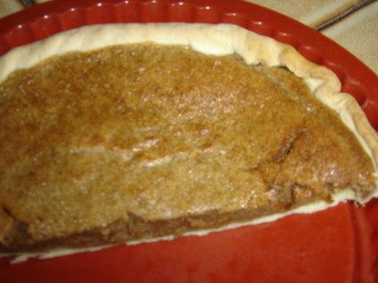 Recette de tarte aux noix toute simple