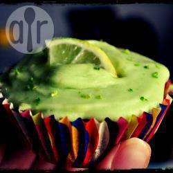 Recette cupcakes végétaliens à l'avocat, nappage au citron vert ...