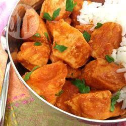 Recette poulet tikka massala – toutes les recettes allrecipes