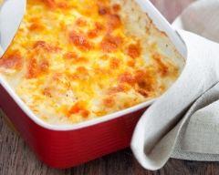 Recette hachis parmentier de canard, pommes de terre et carottes