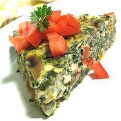 Recette quiche végétarienne – toutes les recettes allrecipes