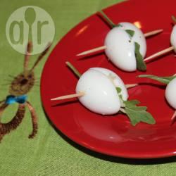 Recette œufs de caille pour l'apéritif – toutes les recettes allrecipes