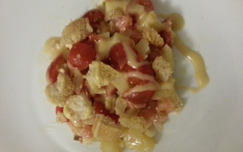 Recette salade marine économique et simple > cuisine étudiant