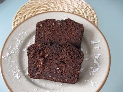 Recette de moelleux chocolat-noisette