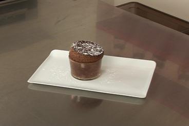 Recette de soufflé au chocolat facile et rapide
