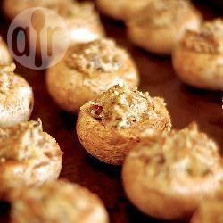Recette champignons farcis aux deux fromages – toutes les ...
