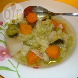 Recette soupe de légumes détox – toutes les recettes allrecipes