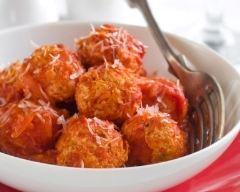 Recette boulettes de poisson à la sauce piquante