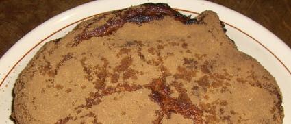 Recette de grand muffin au miel et à la cannelle