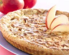 Recette tarte aux pommes express