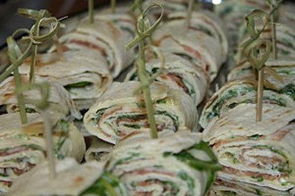 Recette de wraps à l'italienne