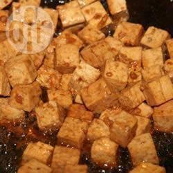Recette tofu à l'ail et au gingembre – toutes les recettes allrecipes