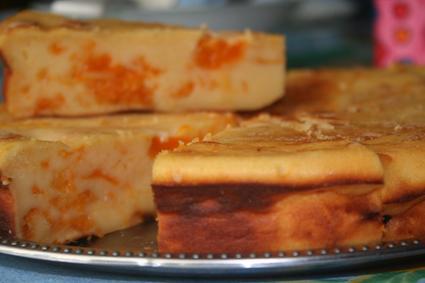 Recette de clafoutis aux abricots et amandes