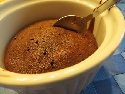 Recette de coeur fondant au chocolat sans gluten