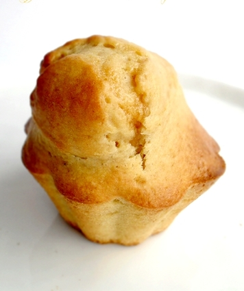 Recette de muffins à la banane et vergoise