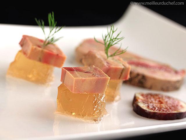 Foie gras aux figues cuit au torchon  notre recette illustrée ...