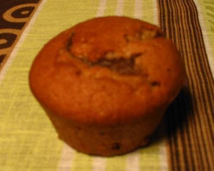 Recette de muffins à la châtaigne