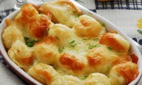 Gnocchis de pommes de terre pour 6 personnes
