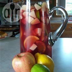 Recette sangria classique – toutes les recettes allrecipes