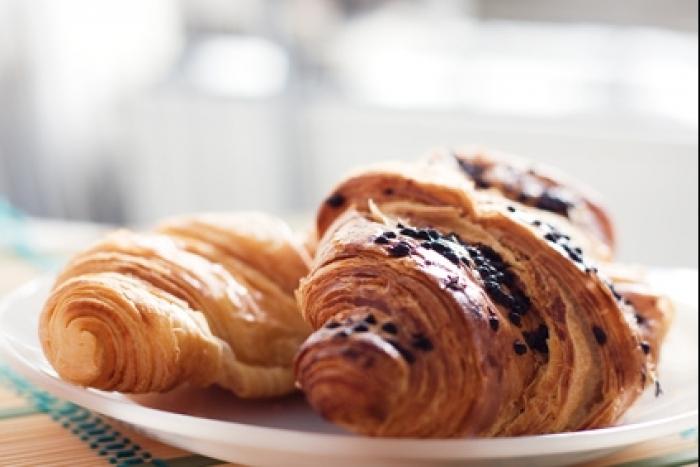 Recette de croissant au chocolat facile et rapide